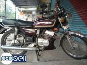 Yamaha rx 135 original 1999 model