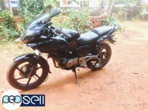 Pulsar 220, 2011 model 2nd owner