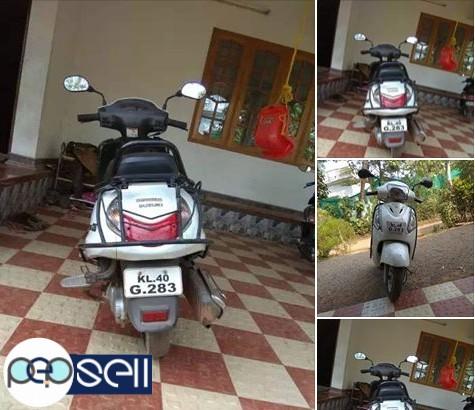 T V S Access 125 in Kochi, India