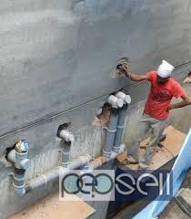 TELE NET WORKS - Electrical plumbing Work Contractor -Shornur-Sreekrishnapuram-Thirumittacode 3