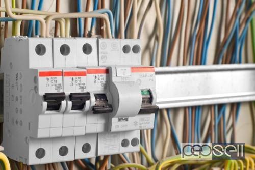 TELE NET WORKS - Electrical plumbing Work Contractor -Shornur-Sreekrishnapuram-Thirumittacode 5