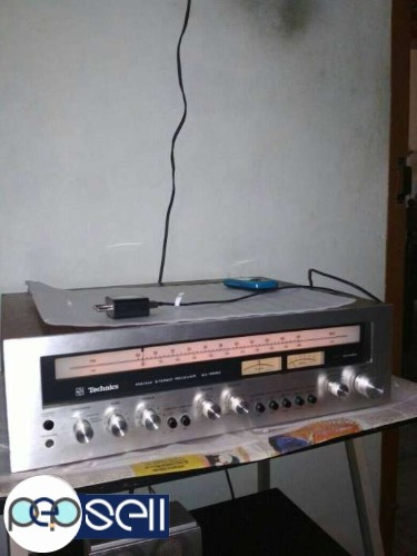 Vintage amplifier technics model SA5550 for sale in Kayamkulam 0