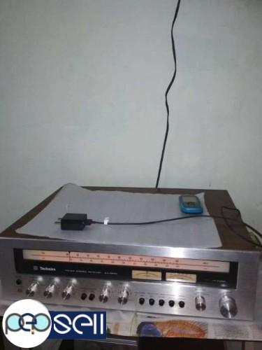 Vintage amplifier technics model SA5550 for sale in Kayamkulam 1