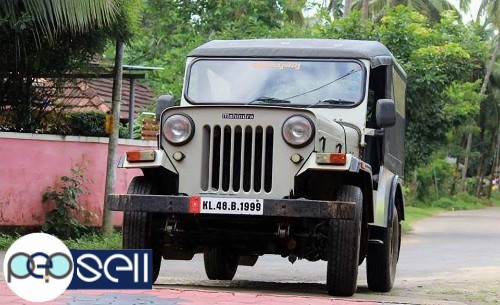 Mahindra Major Jeep for sale in Thrissur | Thrissur free clifieds