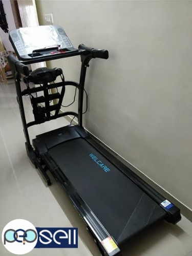 Brand new Treadmill for sale with Auto-incline mode. 1