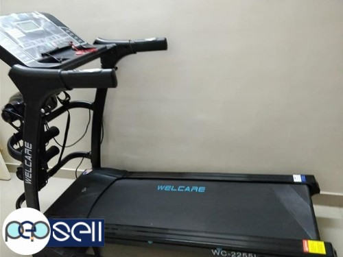 Brand new Treadmill for sale with Auto-incline mode. 3