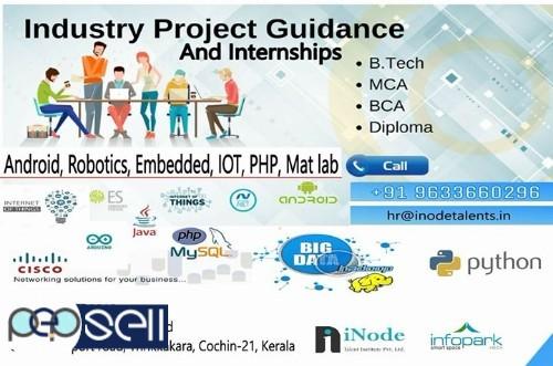 Internship at Infopark Kochi 0