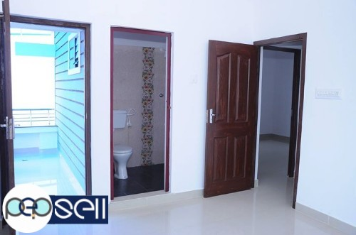 Spacious homes with exclusive amenities-5 cents land-For sale in Palakkad