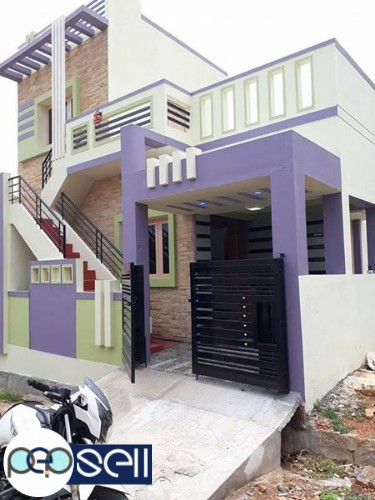 House for sale police layout 2nd stage Mysore