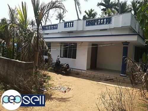 1000sqft house for sale at Ponjanam, Kattoor