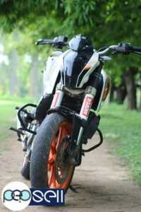 KTM DUKE 390 model 2014 for sale