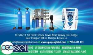 AQUAPRO, Water Purifier Dealer in Thrissur,Kechery,Pavaratty
