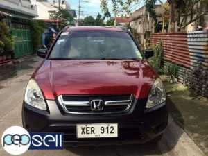 Honda CRV 2003 MODEL 270k NEGO FOR SALE AT IMUS