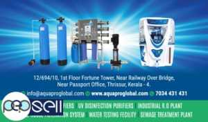 AQUAPRO, Water Purifier Dealer in Thrissur,Kechery,Paravatty,Mannuthy