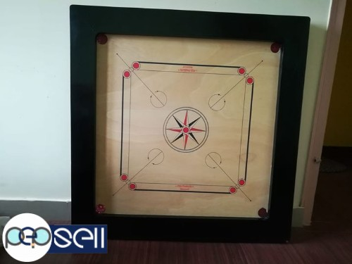 Carrom Board specially made for club for sale 0