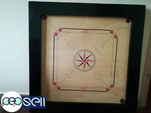 Carrom Board specially made for club for sale 1