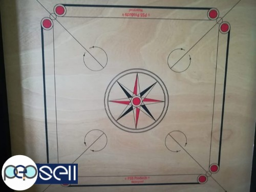 Carrom Board specially made for club for sale 4