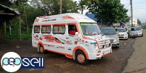 Traveler 17 seat 2012 model for sale