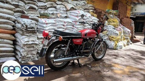 1985 Yamaha - RD 350, Bombay Registered, 2nd Owner
