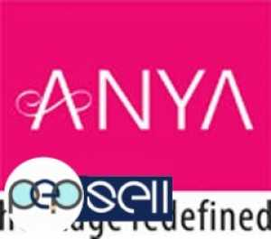 Anya Boutique - Wedding Designer Sarees, Bridal Silk Sarees & Blouses