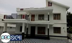 5 BHK Luxury House with 24 cent land for sale -Aluva