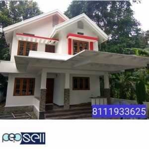 7 cent 2000 Sft 4 bedroom house for sale