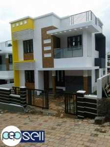 New house for sale at Kuzhivellipadi Ernakulam