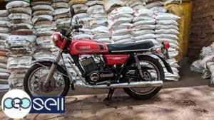 1985 Yamaha - RD 350, Bombay Registered, 2nd Owner