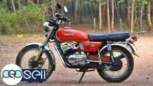 Yamaha RX 100 1996 model for sale
