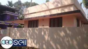 2bhk 4.5 cent house in Eroor