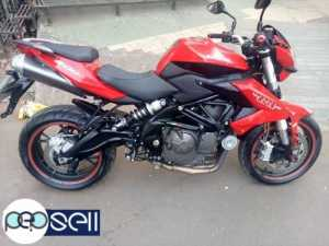 Brand new Benelli 600i ABS 2016 model