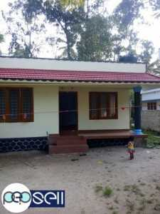 House with 6.5 cent for sale near Alappuzha