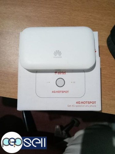 Airtel 4G Hotspot Fresh with Box 2
