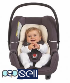 Mothercare Ziba Baby Car Seat - Black 0