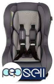 Mothercare Ziba Baby Car Seat - Black 1