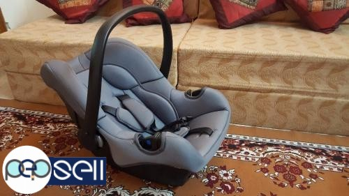 Mothercare Ziba Baby Car Seat - Black 2