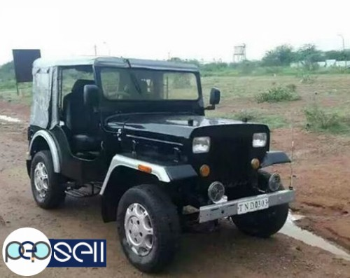 Willys Jeep For Sale >> Willys Jeep For Sale At Coimbatore