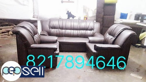 A Brand New Sofa Set Direct From Factory