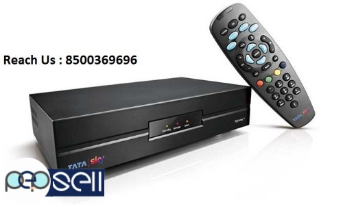 TataSky HD Set Top Box - 3 Months Free  0