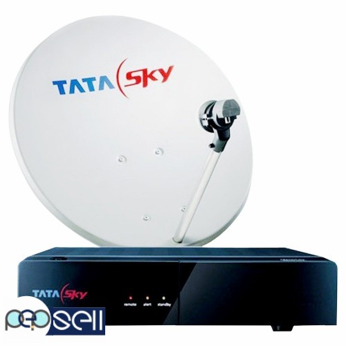 TataSky HD Set Top Box - 3 Months Free  1