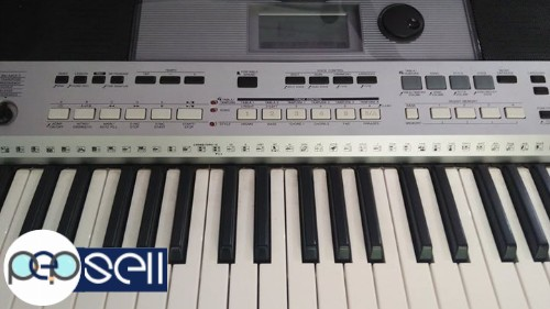 For sale new 1455 Yamaha keyboard at Kochi