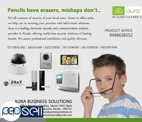 CCTV Kayamkulam-Top CCTV Dealer in Kayamkulam, Aura Business Solutions 1