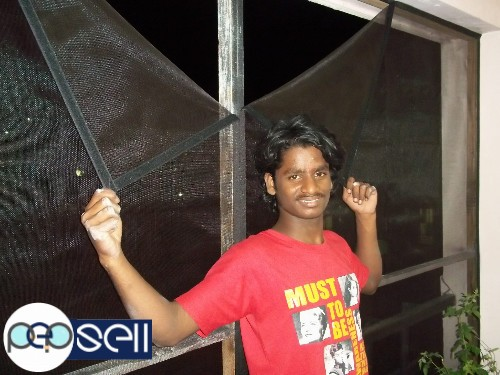 AVOID MOSQUITO: INSTAL WINDOW NET AT YOUR HOME 9788538851