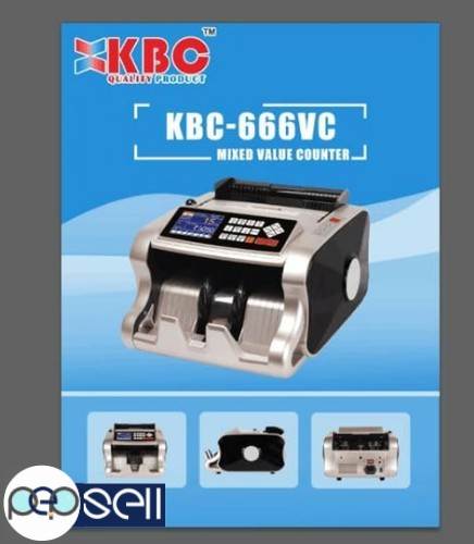 Cash counting machine for sale