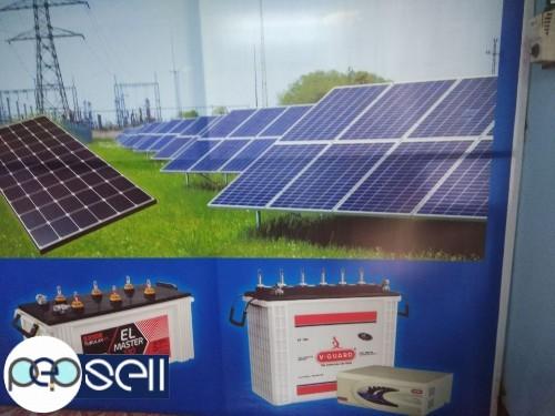 SUNPOWER SYSTEM , Inverter Battery Dealer in Ernakulam