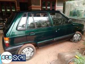 Maruti 800 good condition second owner