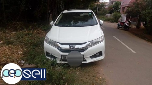 2014 Honda City vx AT 70,000 kms petrol  1