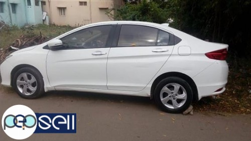2014 Honda City vx AT 70,000 kms petrol  2