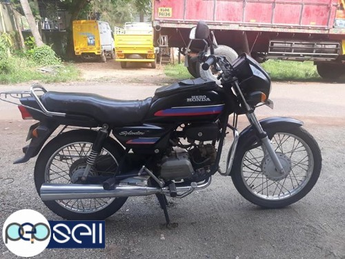 2010 Modal Hero Honda Splendor for sale 1