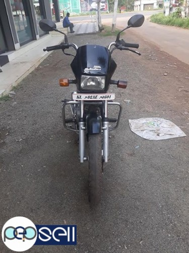 2010 Modal Hero Honda Splendor for sale 3